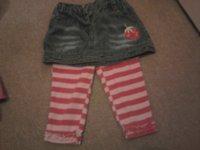 Denim skirt & leggins.jpg